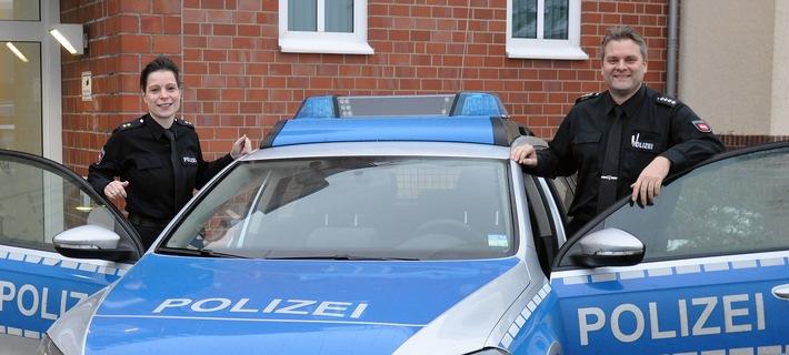 POL-NI: Frank Kolanoski neuer Polizeichef in Hoya