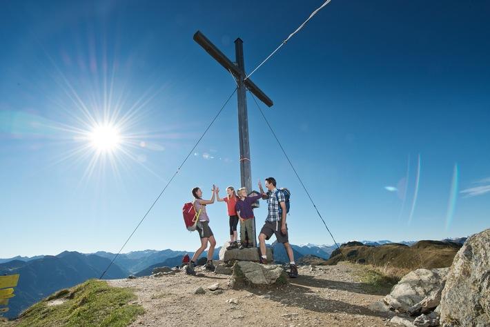 """In der Salzburger Sportwelt """"die Berge neu erleben"""" - BILD"""