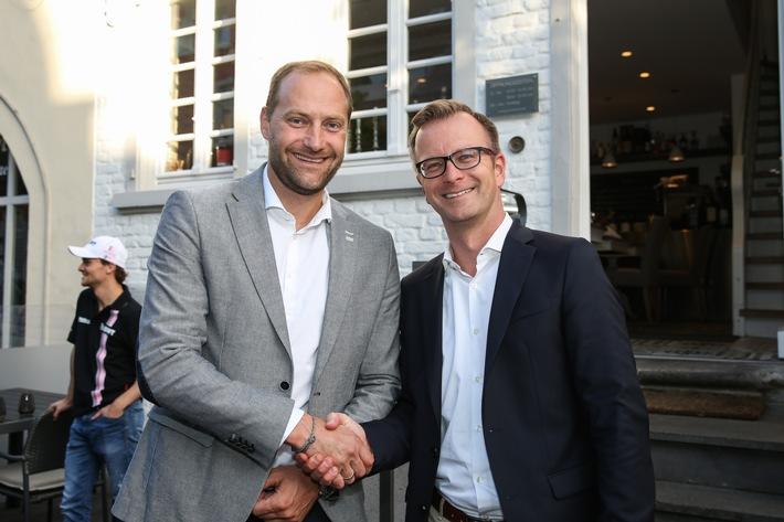 Infront Sports & Media neuer ADAC Partner