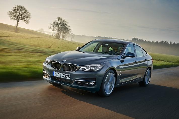 Der neue BMW 3er Gran Turismo