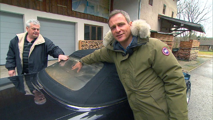 """Rollentausch bei """"GRIP - Das Motormagazin"""": Det Müller testet in Las Vegas neue BMW-Modelle, Matthias Malmedie sucht ein gebrauchtes Cabrio / Sonntag, 2. März 2014, um 18:00 Uhr bei RTL II"""