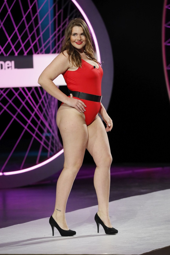 "From 17.7. RTL II: Launched the second round of ""Curvy Supermodel"""