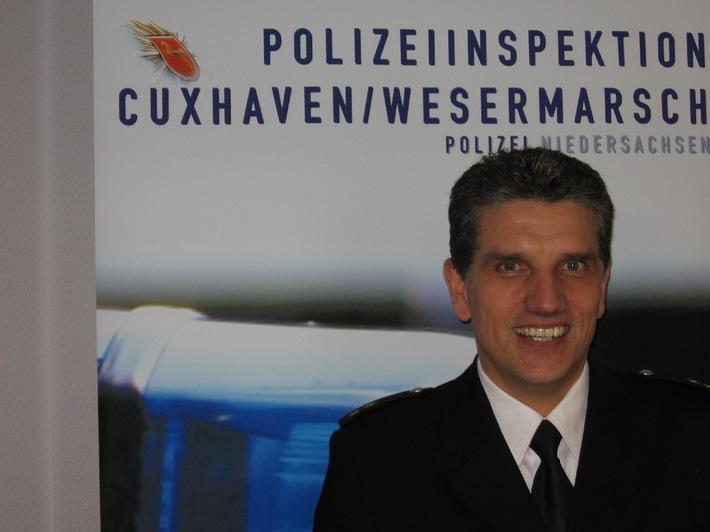 POL-CUX: Polizeiliche Kriminalstatistik 2007 der Polizeiinspektion Cuxhaven / Wesermarsch +Aufklärungsquote gestiegen / Straftatenaufkommen leicht rückläufig (mit Bildanlage)