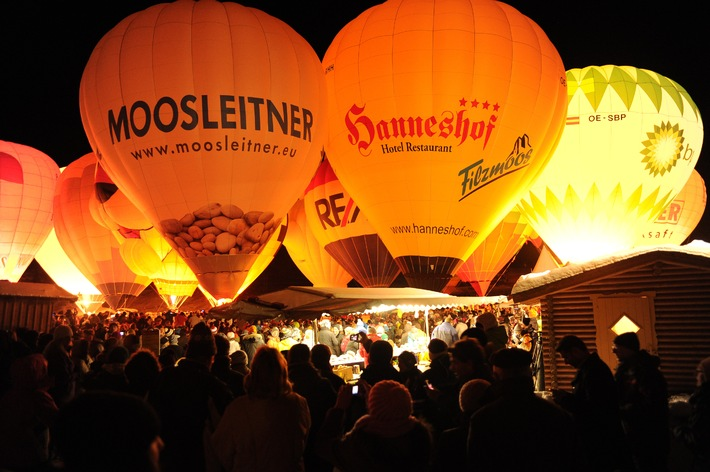 Filzmooser StarNacht der Ballone