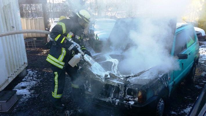 FW-AR: Einsatzreicher Tag für die Arnsberger Feuerwehr