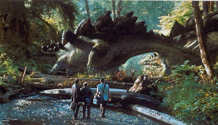 """""""Vergessene Welt - Jurassic Park"""" - Bei RTL II sind die Dinosaurier los!"""
