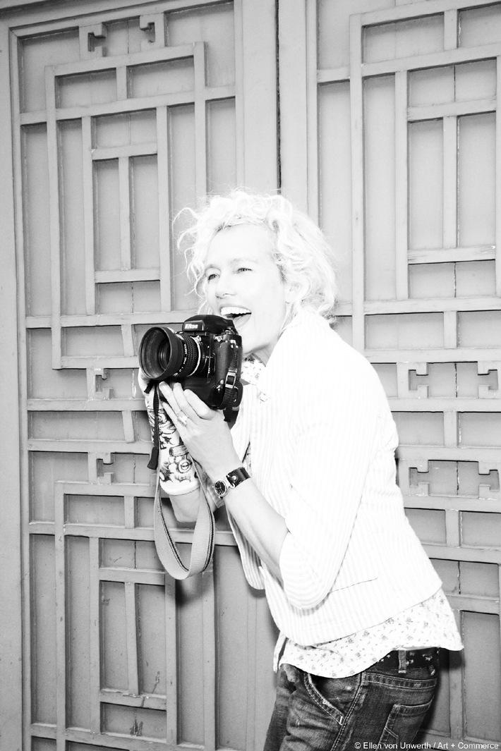 """""""Coke light in Fashion with Ellen von Unwerth"""" (mit Bild)"""