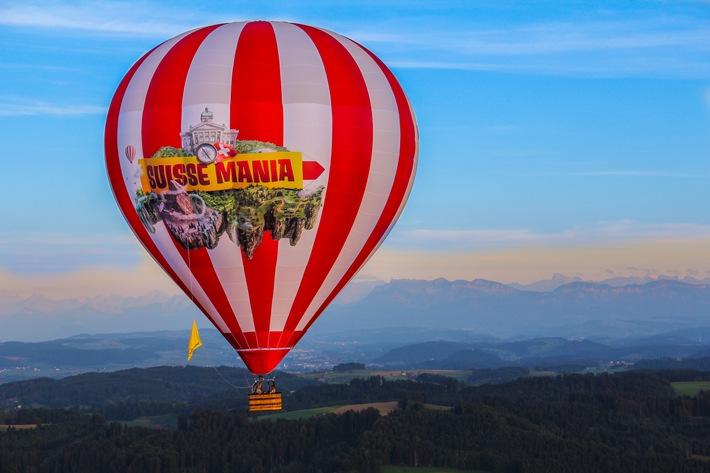 Migros: alla scoperta della Svizzera con Suisse Mania