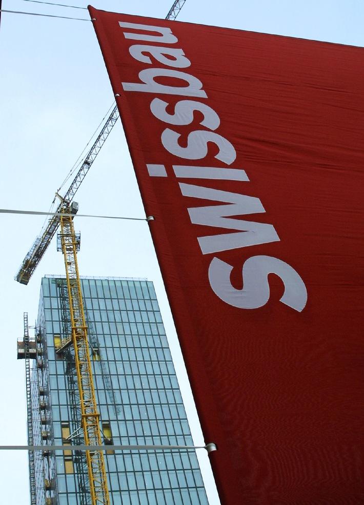 Swissbau 05 öffnet ihre Tore