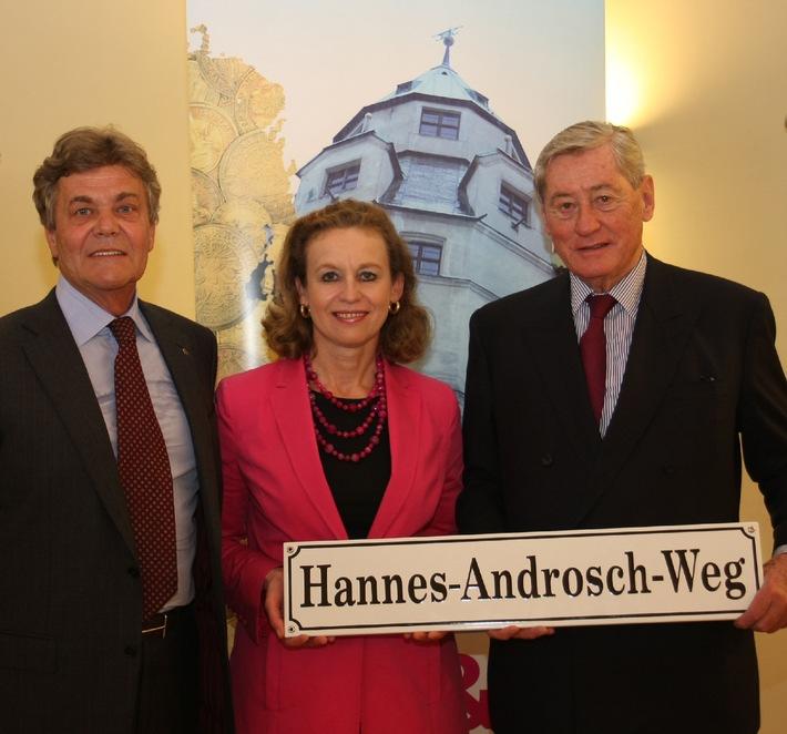 Die historische Münzstadt Hall in Tirol erneut im Zentrum der Finanzwelt