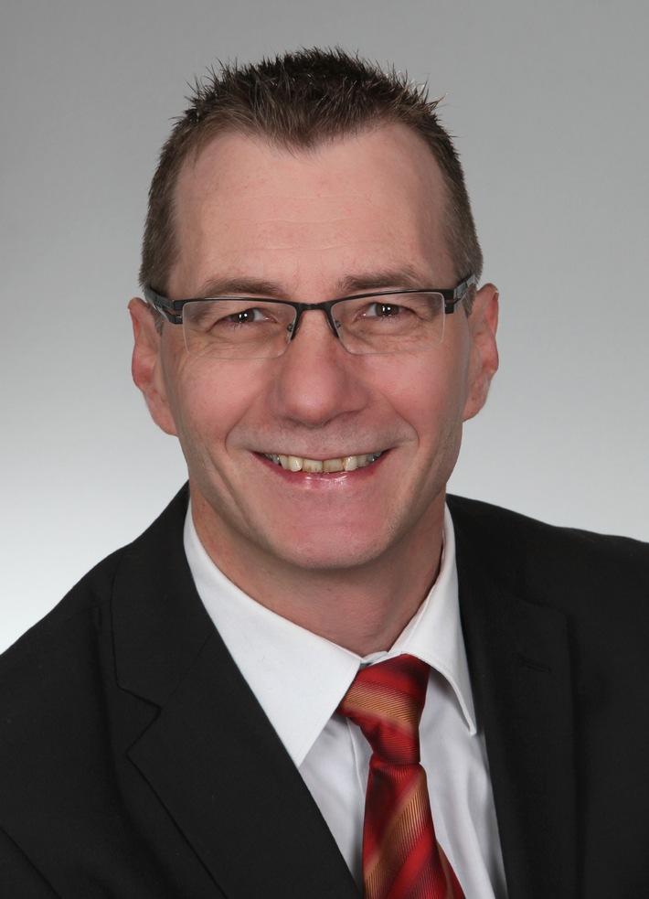 Personalwechsel bei GUS Schweiz: Magerl geht Mägert kommt