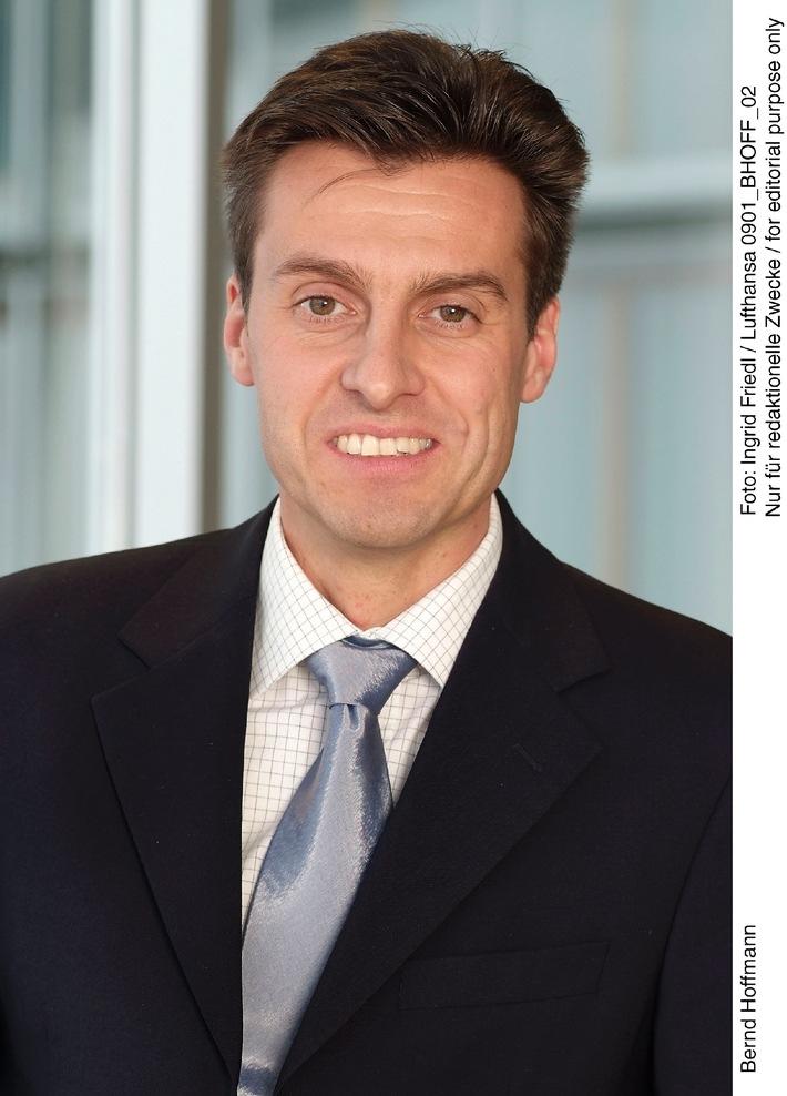 Bernd Hoffmann leitet Standort-PR bei Vodafone (mit Bild)