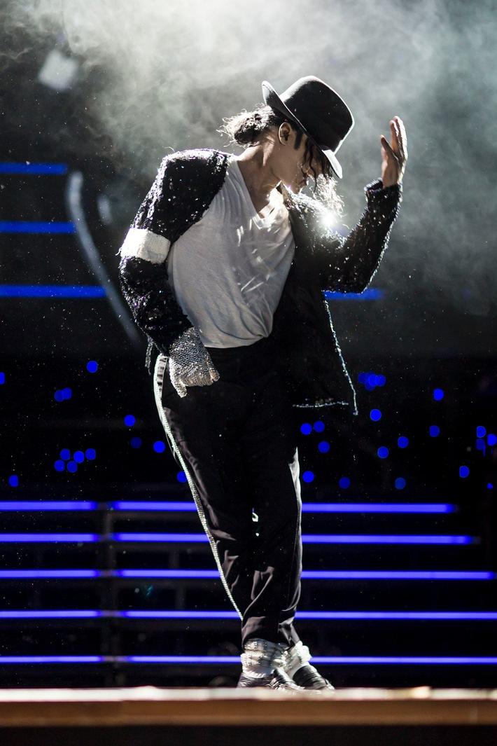 Michael Jackson - Die Legende lebt / Europapremiere in Berlin: Tribute-Show feiert den King of Pop