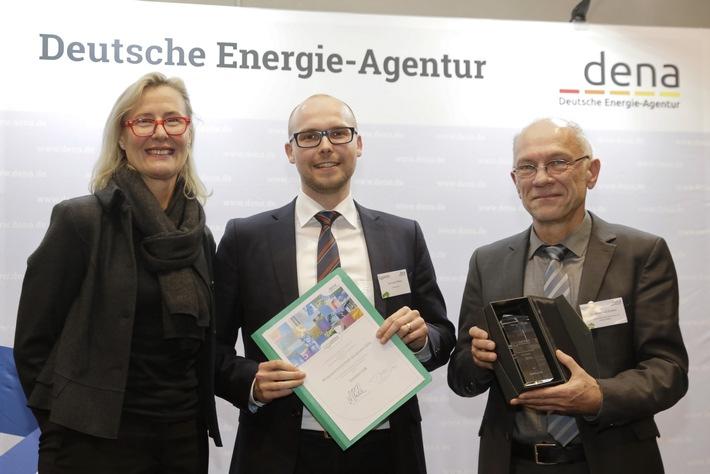dena-Biogaswettbewerb: Auszeichnung für Startup fjuhlster / Hamburger Carsharing-Projekt ist Vorbild für umweltfreundliche Mobilität