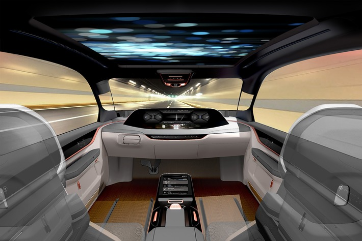 Yanfeng Automotive Interiors to unveil the 'next living space' at 2017 IAA International Motor Show / How people relax, work and play in their vehicle in future