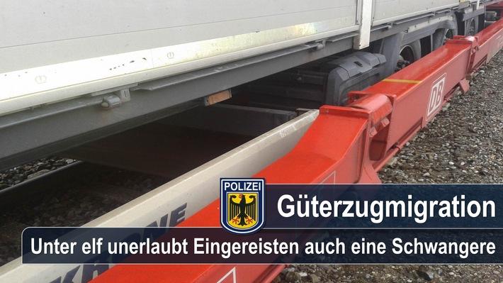 Symbolfoto Bundespolizei