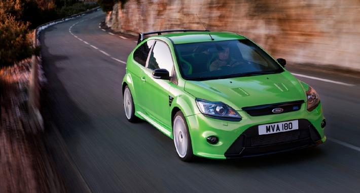Produktion des Ford Focus RS hat begonnen