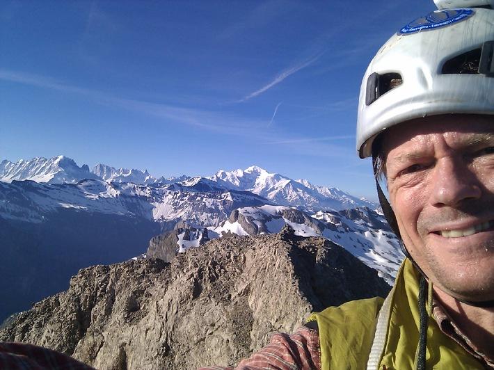 Live auf swissinfo.ch - Harlins Abenteuer entlang der Schweizer Grenze