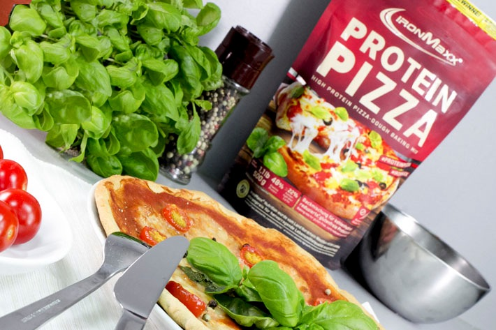 Gesund und Low-Carb: Die Proteinpizza für Sportler und ernährungsbewusste Menschen