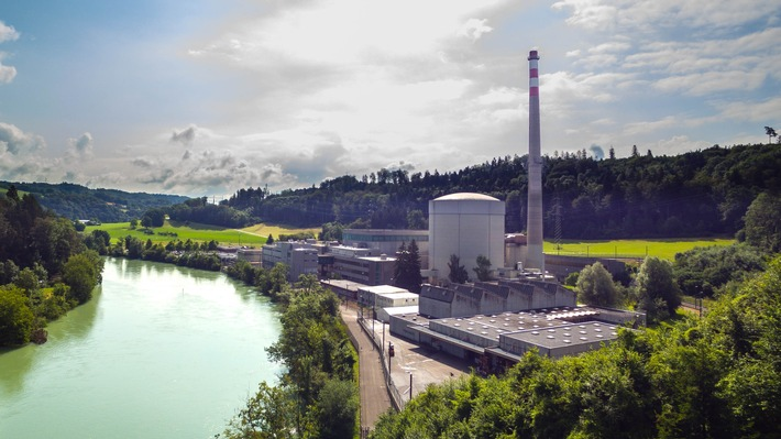 Kernkraftwerk Mühleberg / Beginn der Jahresrevision 2016