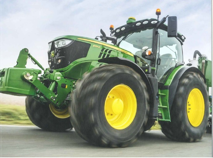 POL-HI: Gronau/L. - Zwei hochwertige Traktoren entwendet