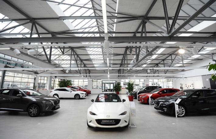 Mazda hat Vorjahresergebnis schon Mitte November übertroffen