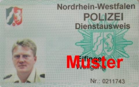 POL-REK: Räuberischer Diebstahl durch falsche Polizisten, Täter ermittelt