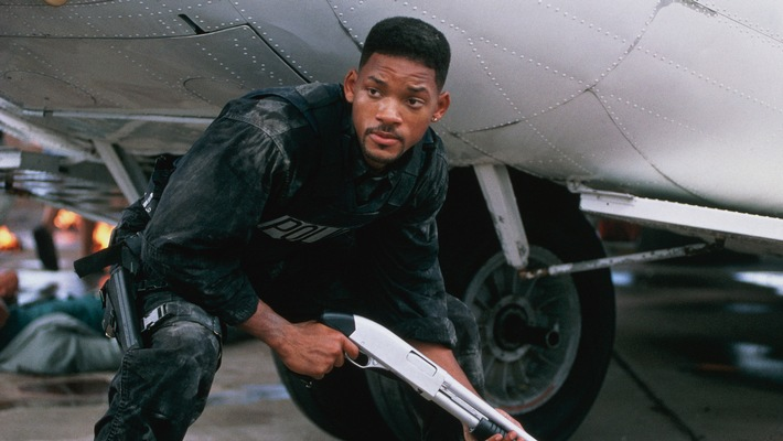 RTL II zeigt zwei Mal Comedy-Action mit Superstar Will Smith