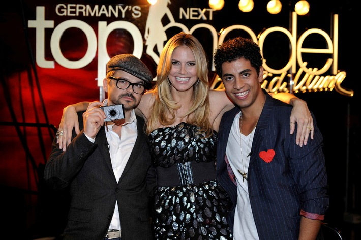 """Germany's next Topmodel - by Heidi Klum"""