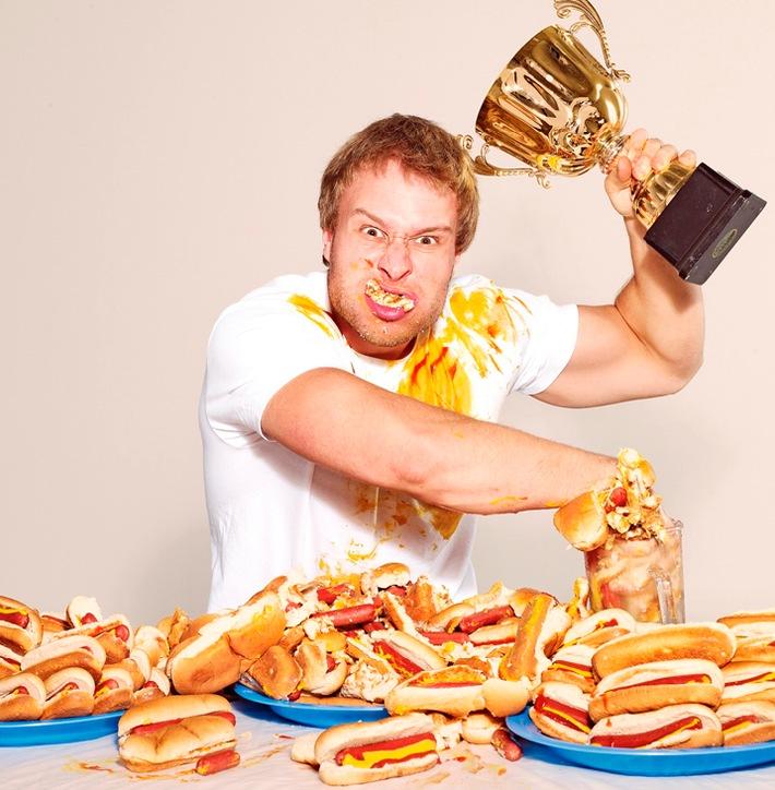 """Abenteuer Leben täglich""-Extremesser Furious Pete im Hot Dog-Fieber"