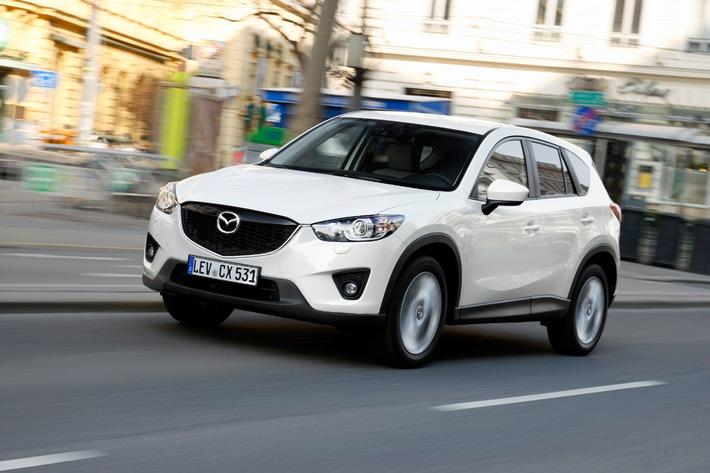 Mazda erreicht Jahresziel schon im November