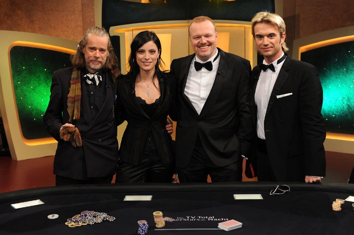 Florian Silbereisen vs. Stefan Raab: Showdown am Pokertisch