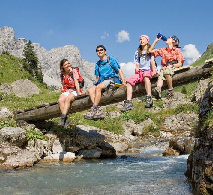 ALPENREGION BLUDENZ - Familienurlaub mit echtem Mehrwert - BILD