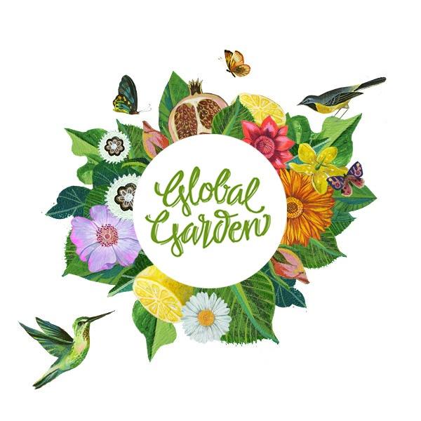Global Garden - Weleda sendet dich auf eine Weltreise