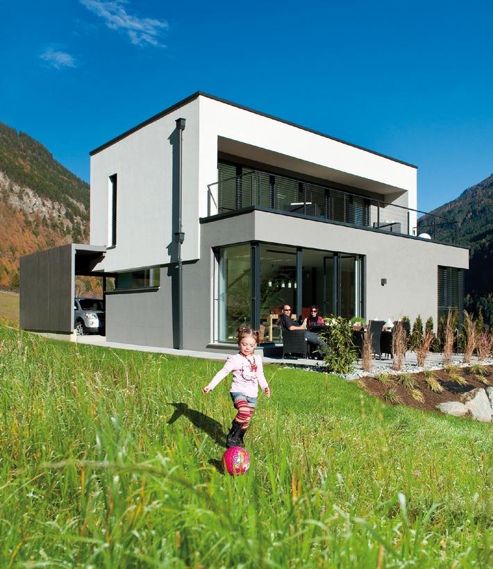 Innsbruck wird zum Mekka des Passivhausbaus im alpinen Raum - BILD