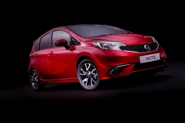 Nouvelle Nissan Note: Première au Salon de Genève