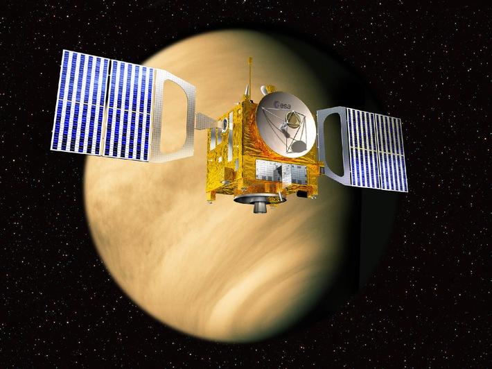 Europas Venus Express-Sonde startet am 26. Oktober um 6:43h, zum heißesten Treibhaus im Sonnensystem
