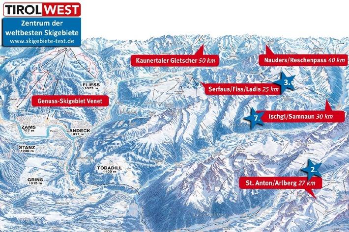 TirolWest - Zentrum der weltbesten Skigebiete - BILD