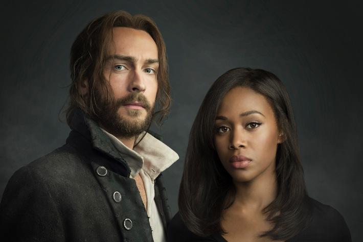 """Fox präsentiert die dritte Staffel der Mystery-Serie """"Sleepy Hollow"""" ab dem 28. September 2016"""