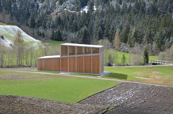 Wasserkraft aus Graubünden: BKW weiht die Kraftwerke Ragn d'Err in Tinizong ein