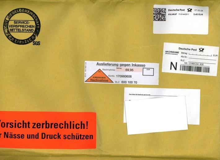 """POL-DA: Darmstadt: Polizei warnt vor neuer Betrugsmasche / Polizei warnt vor """"Aushangpflichtigen Auszug aus dem Handwerkerschutzgesetz"""""""