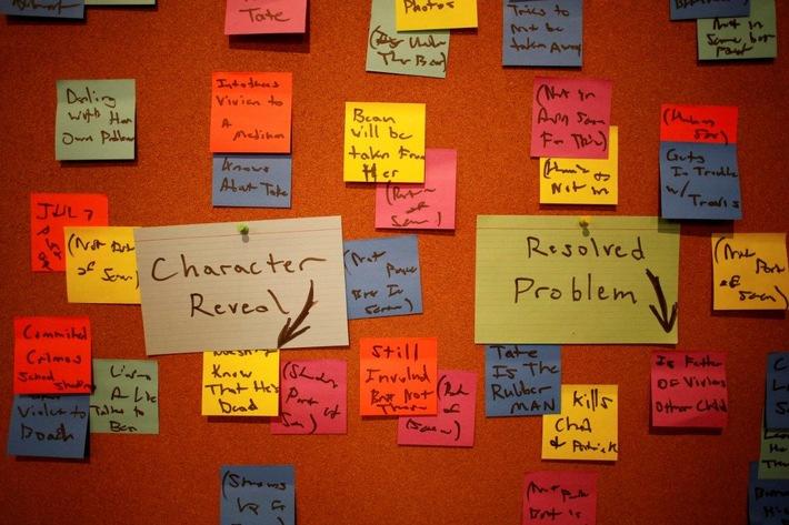 """Die Kunst des Serienmachens: """"Writers' Room"""" ab morgen nur auf Sky Arts HD"""