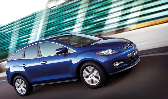 Mazda CX-7: un rapport prix/puissance défiant toute concurrence