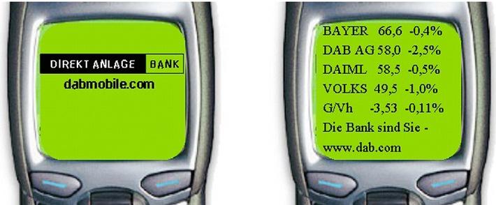 SMS statt WAP