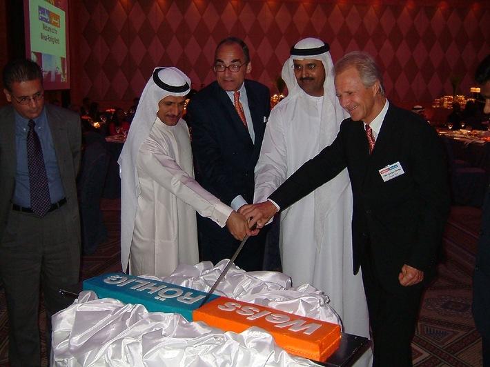 Gebrüder Weiss expandiert in die Vereinigten Arabischen Emirate - Neues Joint-Venture mit dem deutschen Partner Röhlig & Co in Dubai