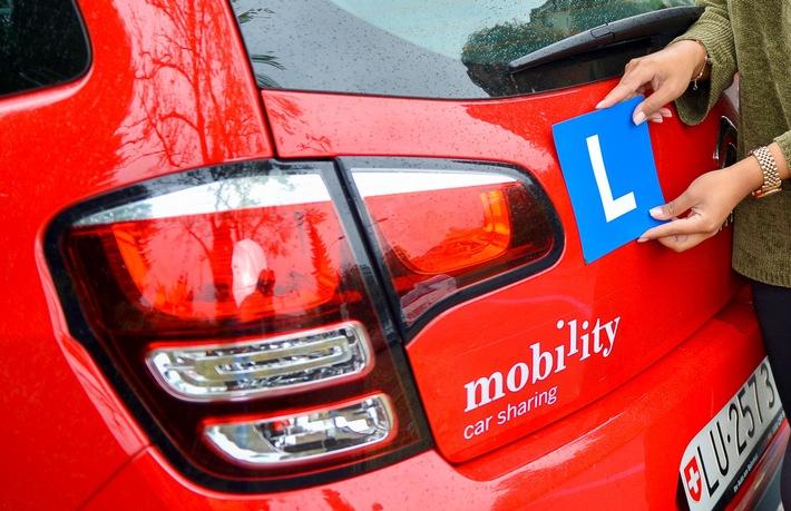 Immer mehr Lernfahrer üben mit Mobility