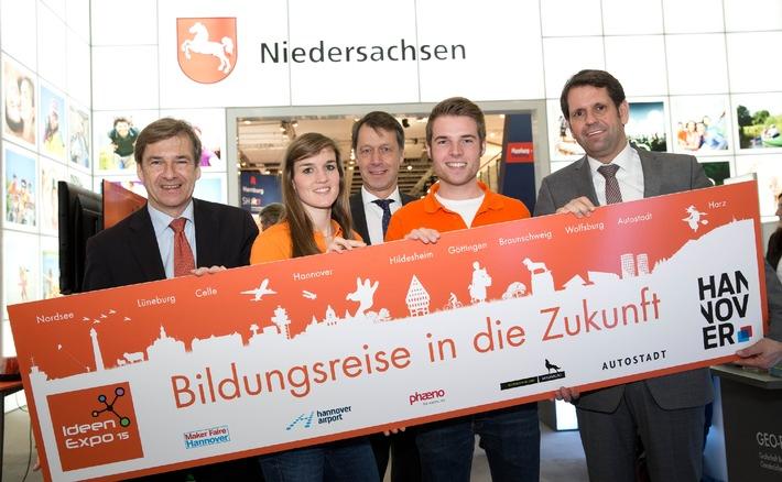 Hannover lädt zur Bildungsreise in die Zukunft