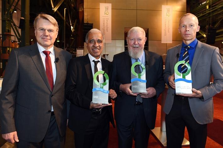 Deutscher Umweltpreis 2015: Weckruf zum Schutz der Erde
