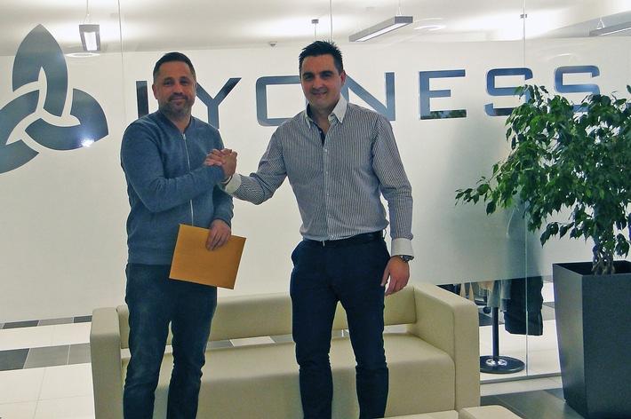 Lyoness fixiert neue Sportkooperation in Kroatien
