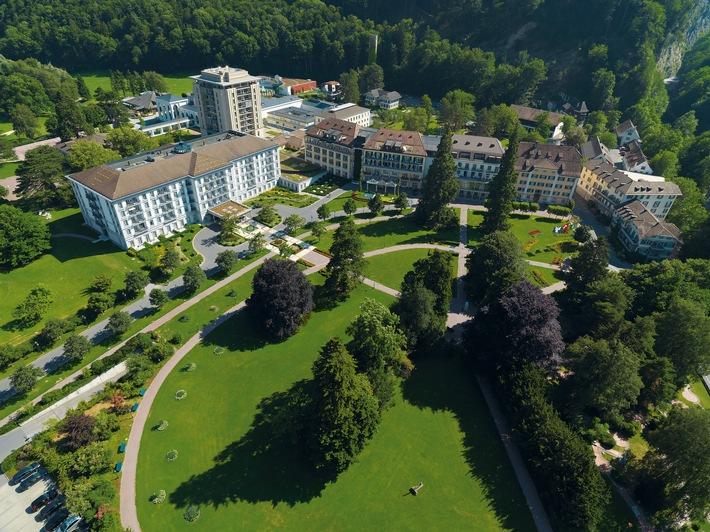Schweizer Branchen-Leader zieht Bilanz / Erfolgreiches Geschäftsjahr 2016 für Grand Resort Bad Ragaz AG